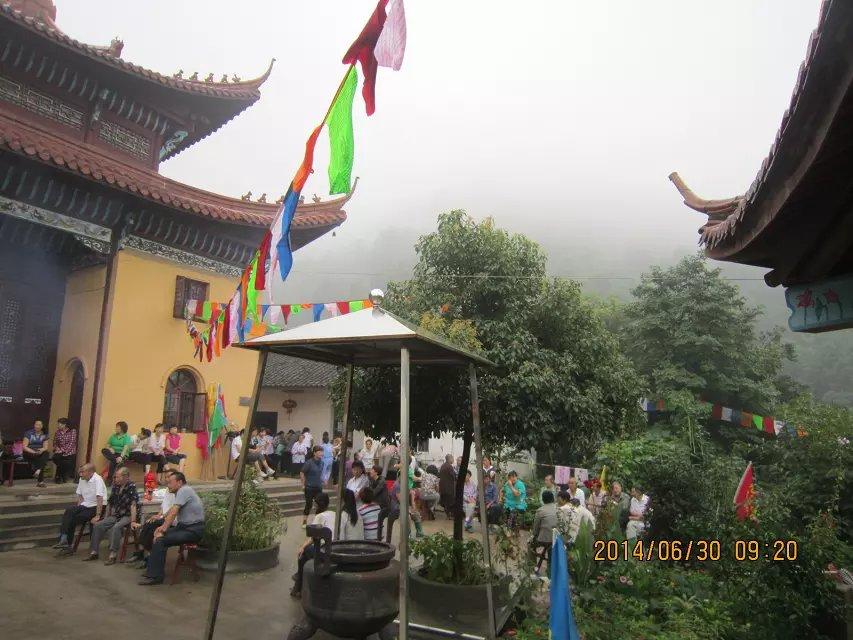 安徽省安庆市灵山寺 - 佛教 送子观音 满宏 - 影视动态